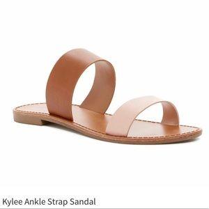 🆕Breckelle's Kylee Double Strap Sandals